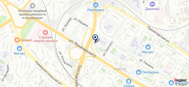 Снаб-Сервис на карте