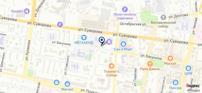 ПензаЭлектроника на карте