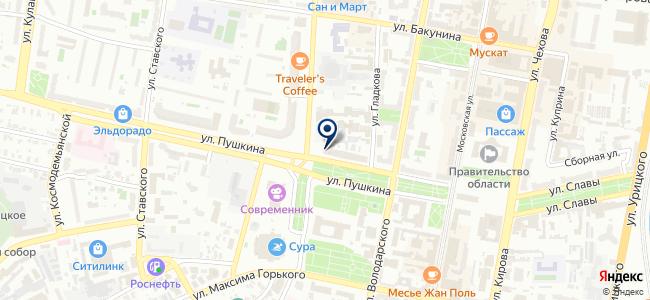 Стэк, ООО на карте