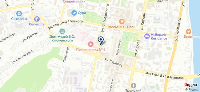 Электро-Маркет на карте