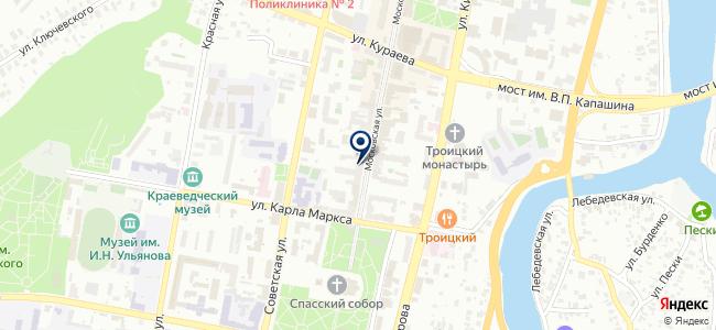 Диполь на карте