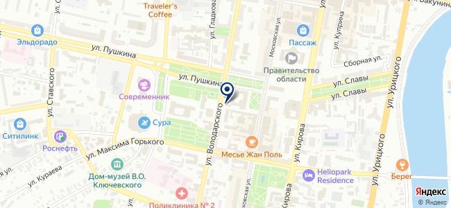 Югес, ООО на карте