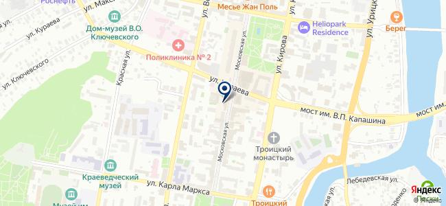 ОблСтройСервис на карте