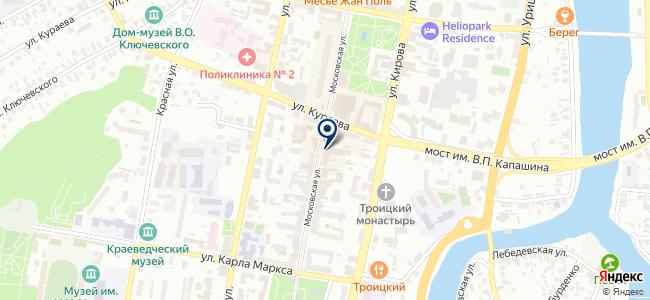 Таврида Энерго Строй, ООО на карте