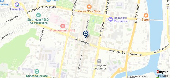 Gadget на карте