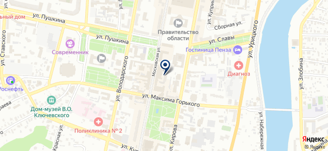 ТеплоТехСила на карте