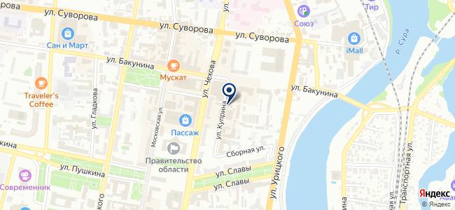 Завхоз на карте