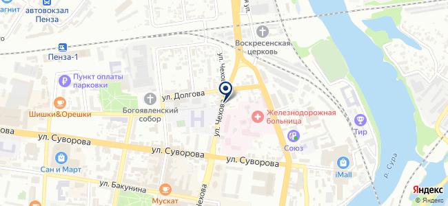 Строительная компания №1, ООО на карте