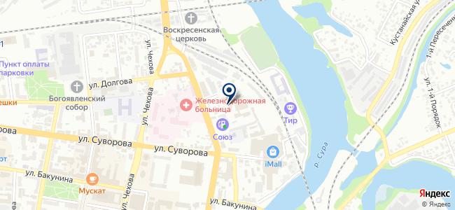 Электро-Спец на карте