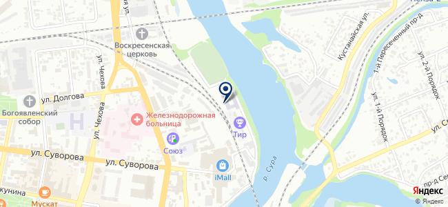 Вика, ООО на карте