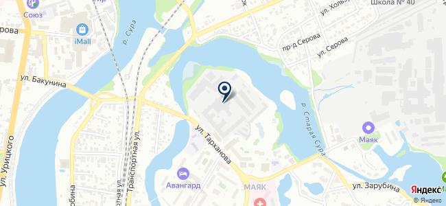 Орион-Свет на карте