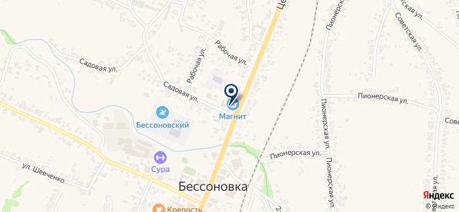 Hoztorg58.ru на карте