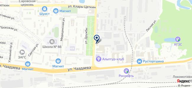 Техснаб, ООО на карте