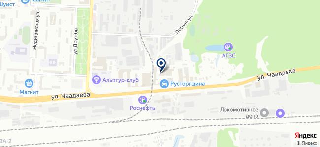 ТДА-Электро на карте