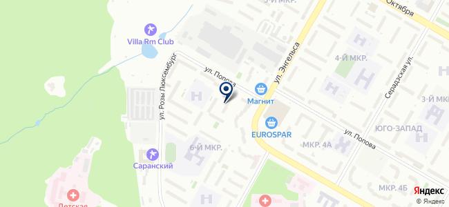 Риксан на карте