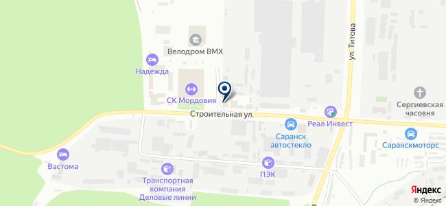 Вертикаль, ООО на карте