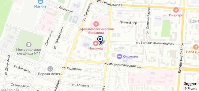 Электропроект М, ООО на карте