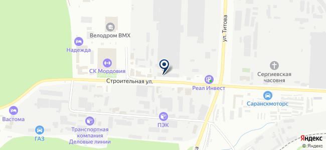 Спецснабкомплект, ООО на карте