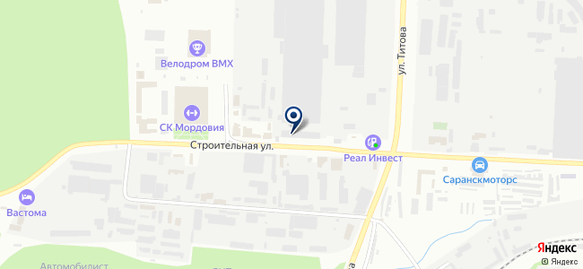 Строй-Трейдинг, ООО на карте