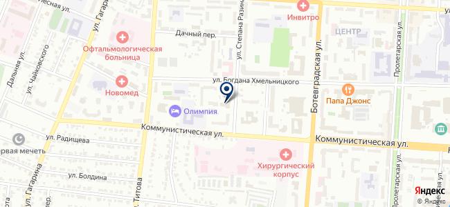Карэ Нуар на карте