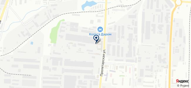 РЭС, ООО на карте