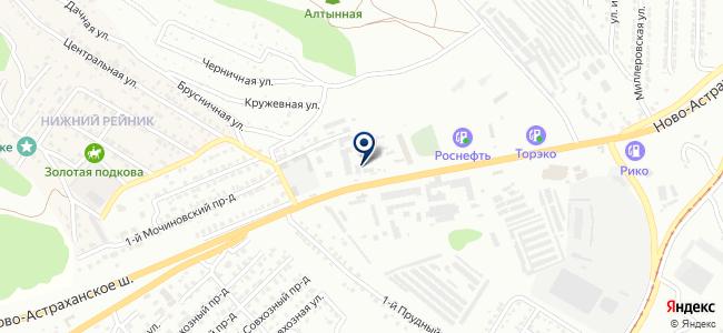 Промтех-Сервис на карте
