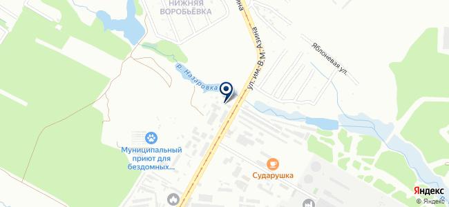 НИИХИТ, ЗАО на карте