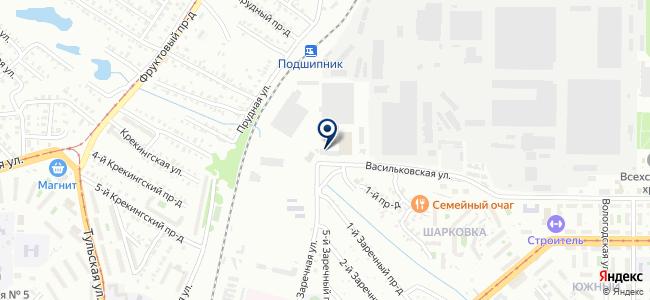 Межгородтранс, ОАО на карте