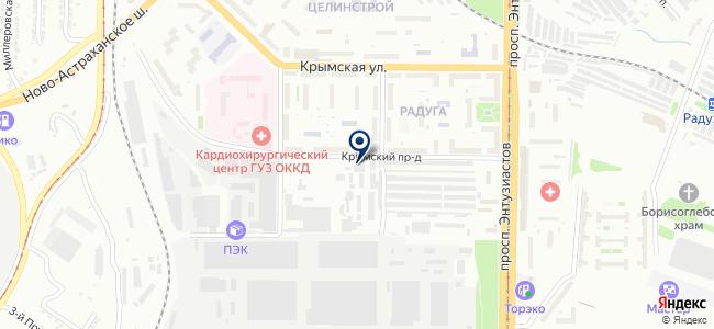 МТО, ООО на карте