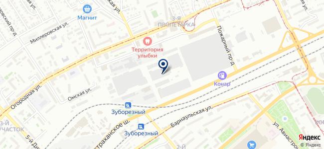 Кипасо, ООО на карте