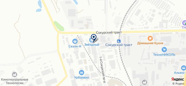 Андри, ООО на карте
