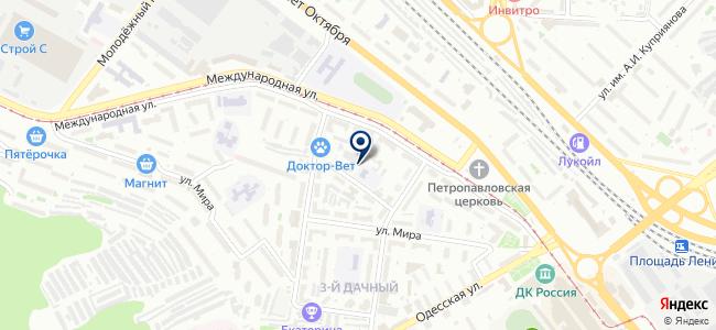 Атон, ООО на карте