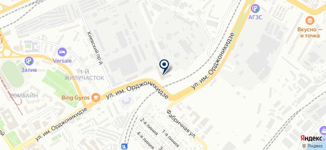 Технокон, ЗАО на карте