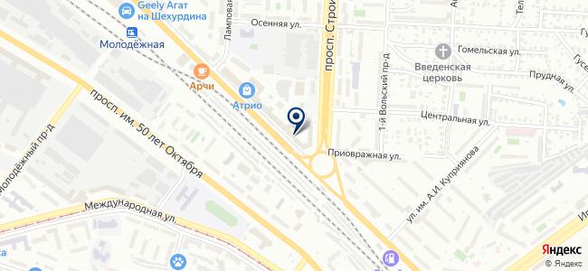 Лапик, ООО на карте
