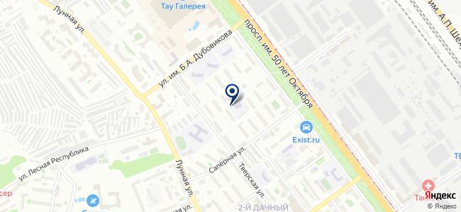 Элемер-С на карте