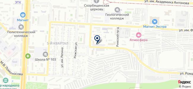 ЭМП-Энергия, ООО на карте