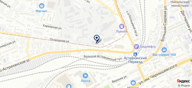 Энкор на карте
