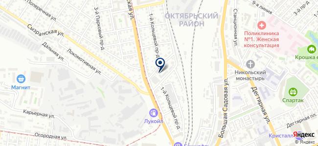 РитэК, ООО на карте