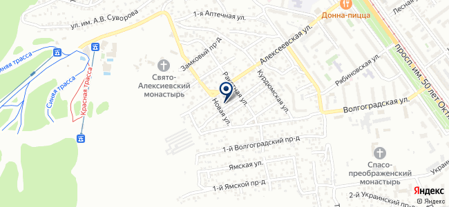 АС-безопасность на карте
