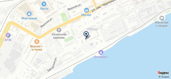 Юнит-С-Саратов на карте