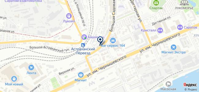 Энергомашкомплект, ЗАО на карте