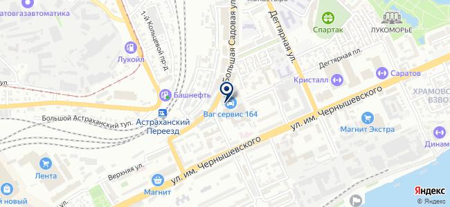 Авентура-электрика на карте