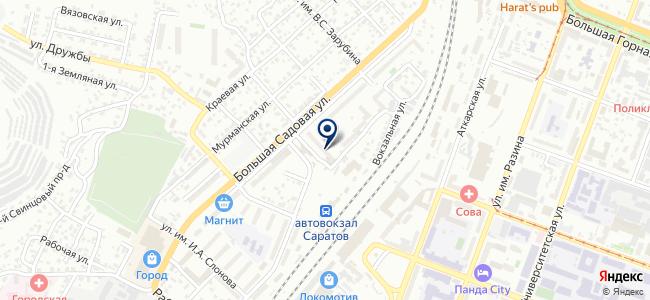 Экспериментальное специализированное пусконаладочное управление, ЗАО на карте