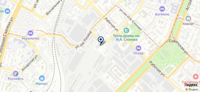 СпецЭлектро на карте