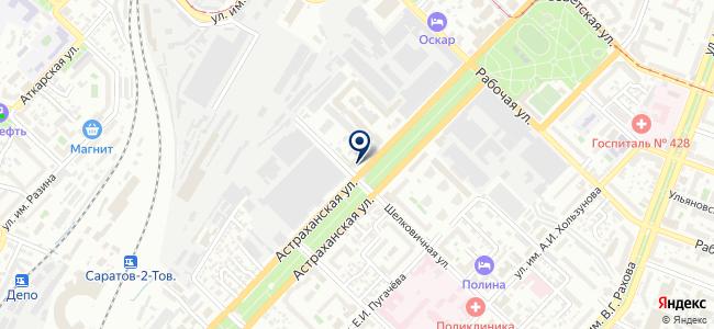 Техностандарт-С на карте
