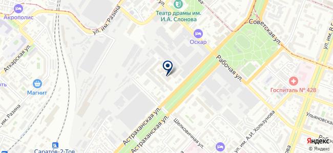 СЕРВИС ГРУПП на карте