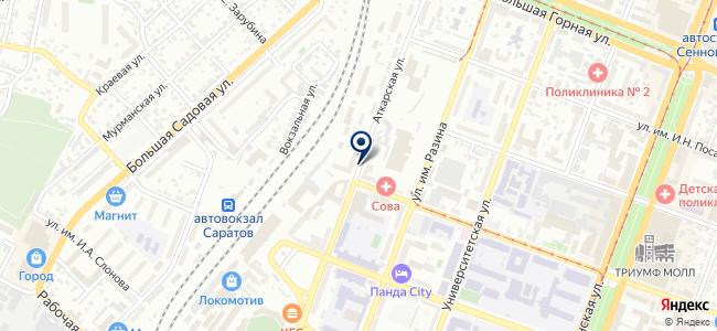 ТК-ВертЭкс, ООО на карте