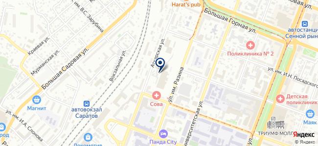 RVS на карте