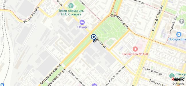 СарПрофф на карте