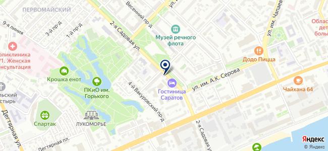 Ди Электро, ООО на карте